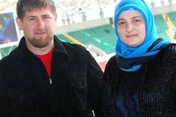 Сколько жен у Рамзана Кадырова?