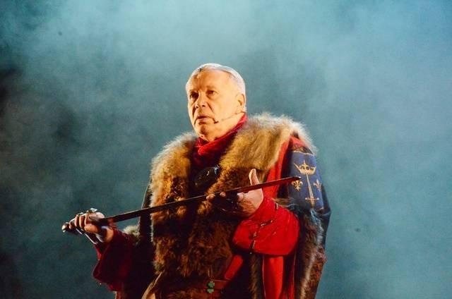 Ушел из жизни актер Олег Марусев