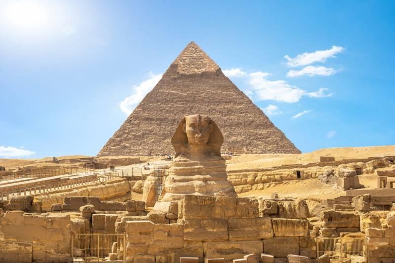 В Египте готовятся к возобновлению перелетов из России, начав массовую вакцинацию сотрудников туристических сфер