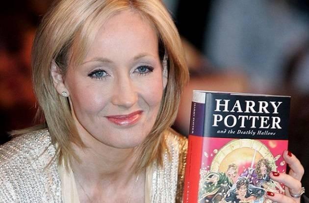 Осенью 2021 года будет издана новая детская книга Джоан Роулинг