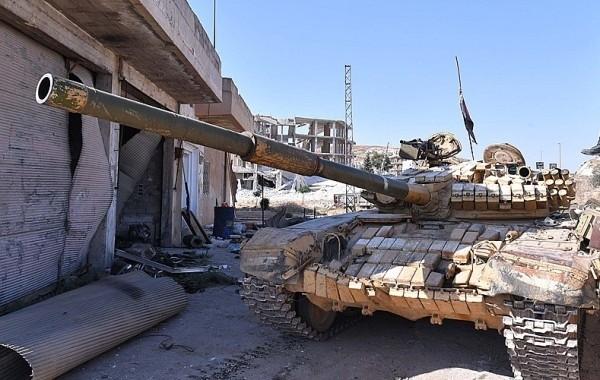 В Сирии в результате подрыва мины погибли два человека