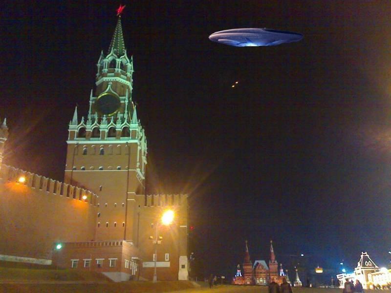 Пентагон признал, что снимки пирамидальных НЛО на видео подлинные