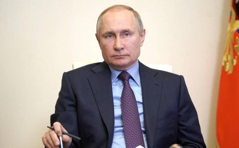 Что расскажет Владимир Путин во время ежегоднего послания к Федеральному собранию 21 апреля 2021 года