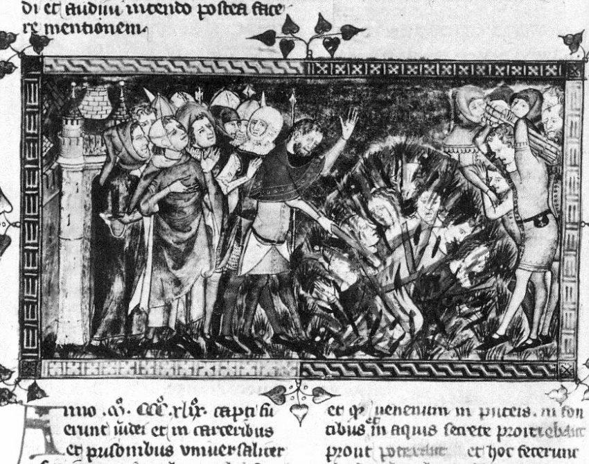 Евреи и христиане: история взаимоотношений