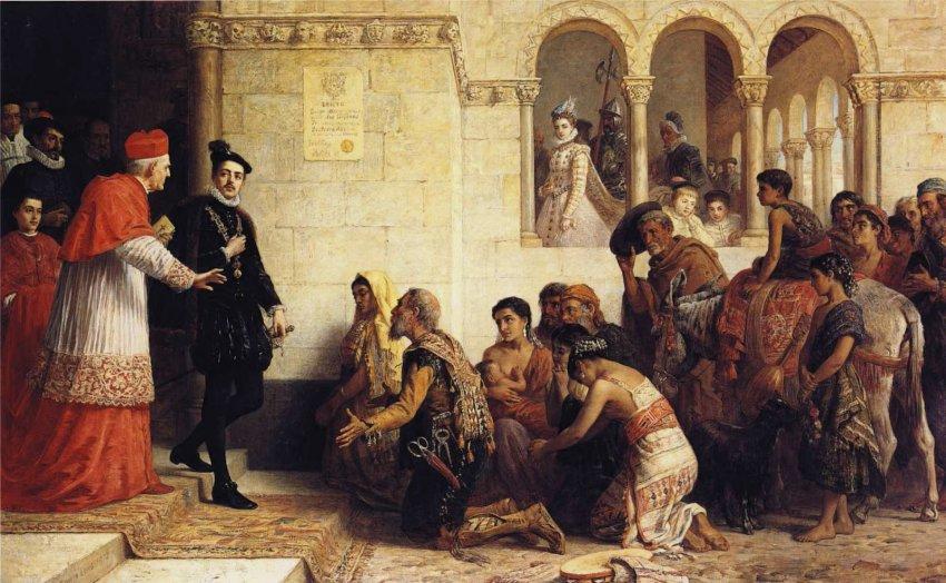 Откуда взялись цыгане: загадка кочующего народа