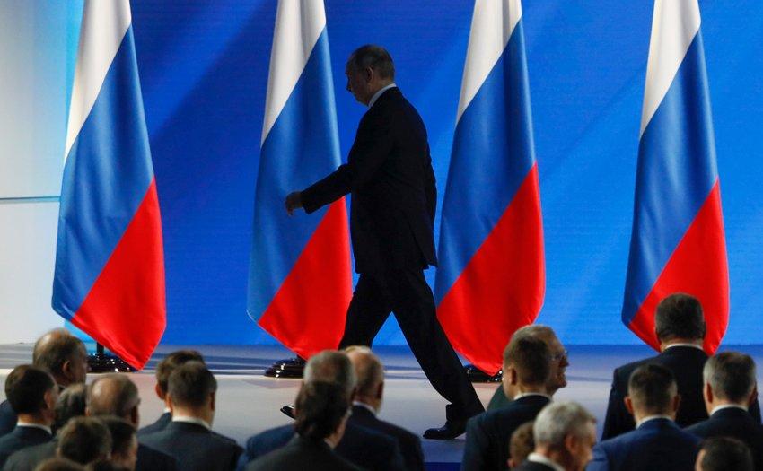 Песков раскрыл формат Послания президента Федеральному Собранию на 2021 год
