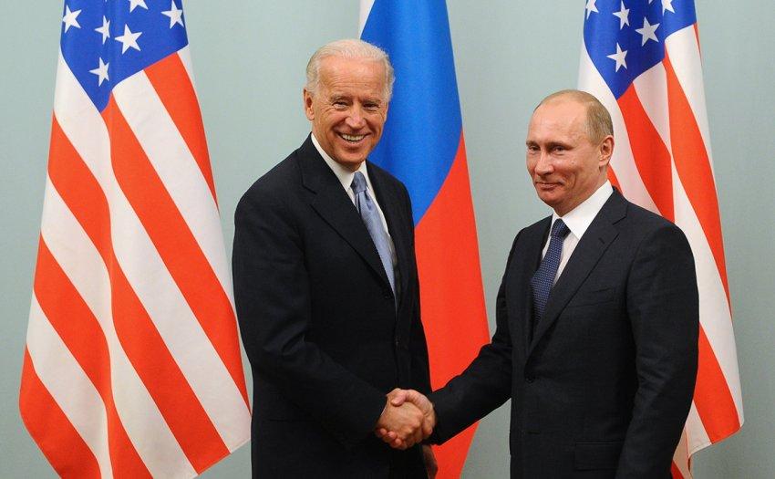 Путин принял приглашение Байдена на саммит по климату