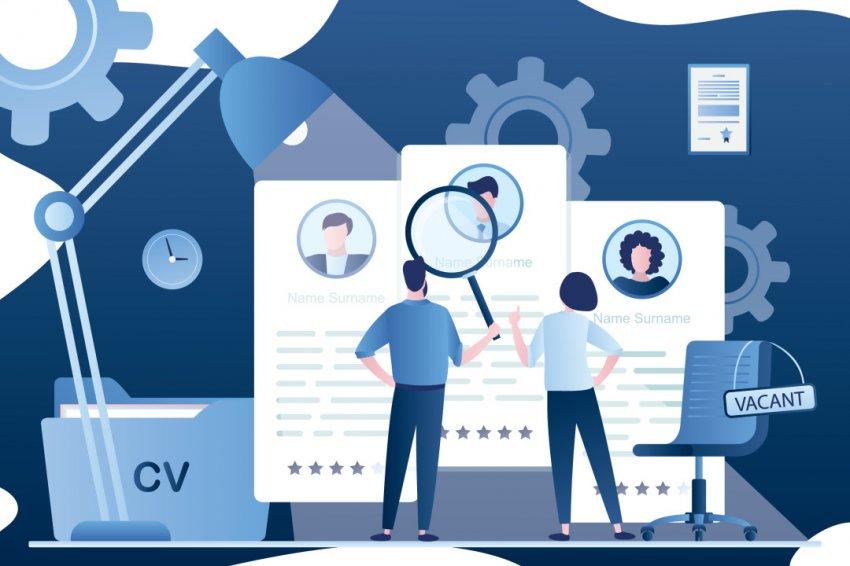 Как происходит порядок подачи заявления на биржу труда онлайн