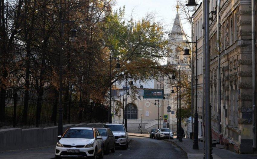 Где будет бесплатная парковка в Москве с 1 по 10 мая 2021 года