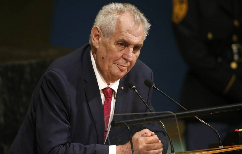 «Болгарский след»: президент Чехии выступил с чрезвычайным обращением в связи со взрывами во Врбетице