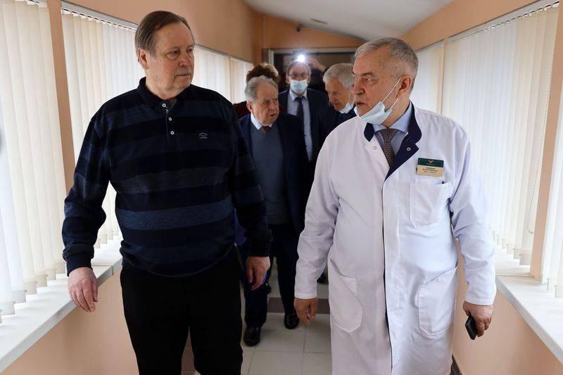 В санаториях Подмосковья обсудили международные программы реабилитации после коронавируса
