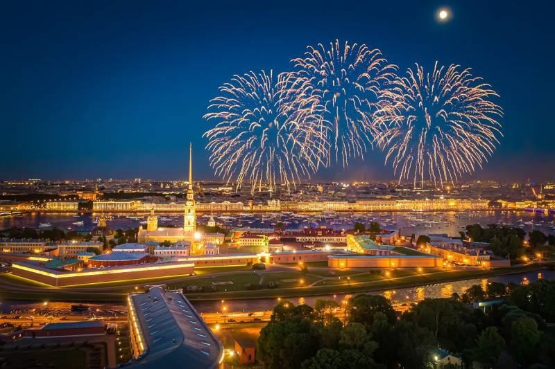 Какие мероприятия запланированы на праздник Победы 9 Мая 2021 года в Санкт-Петербурге