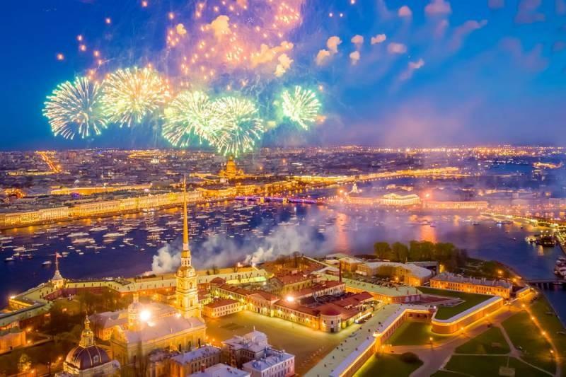 Салют 9 мая 2021 в Москве прогремит на 16-ти площадках города