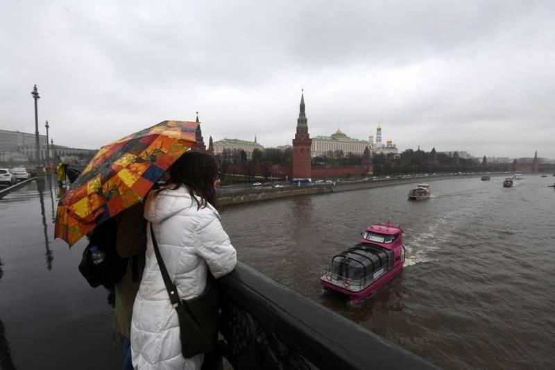 Гидрометцентр озвучил прогноз погоды на 9 мая 2021 года в Москве и Подмосковье