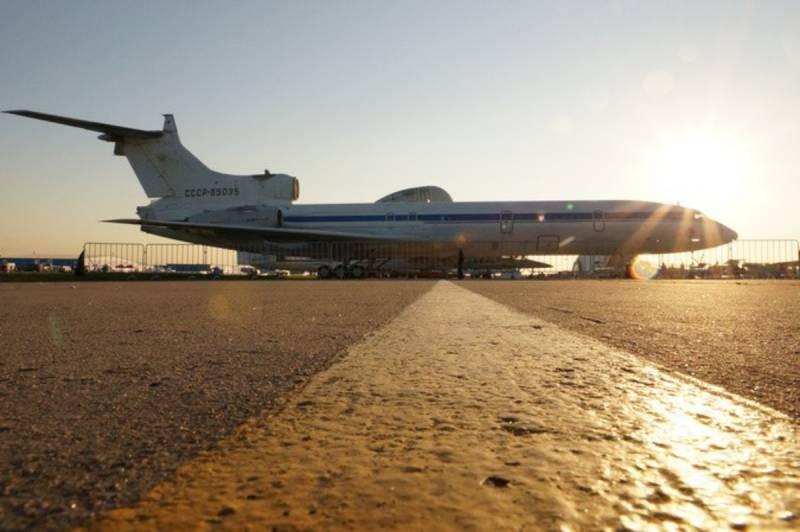Россия может быть лидером авиации будущего на экологичном топливе