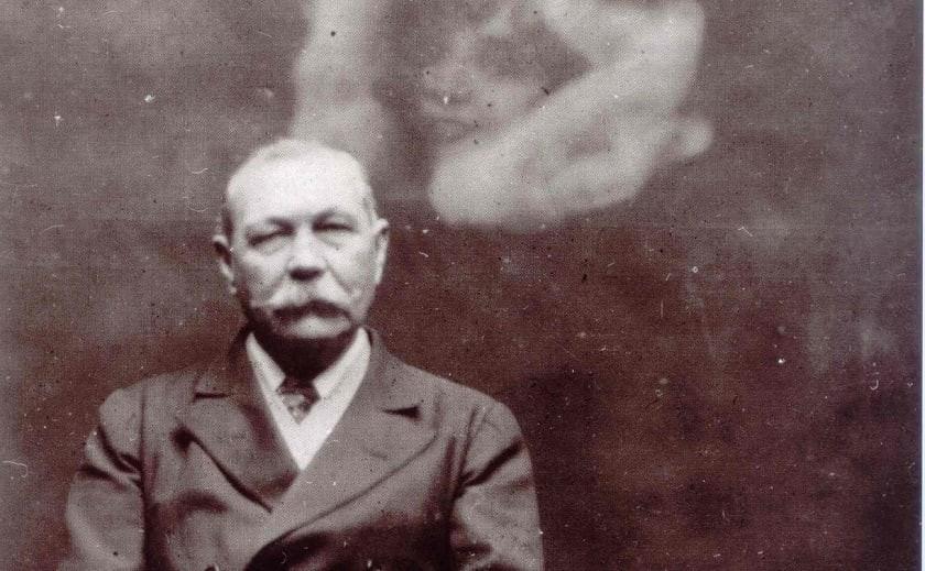 Спиритические опыты Сэра Артура Конан Дойла