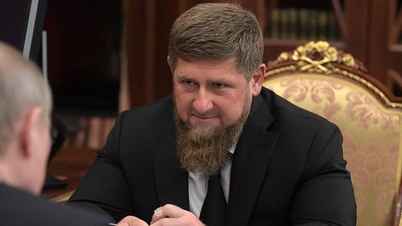 Рамзан Кадыров оценил возможность стать президентом РФ