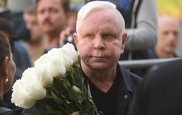 Борис Моисеев идет на поправку после инсульта