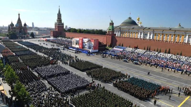Кто станет голосом парада в День Победы в 2021 году