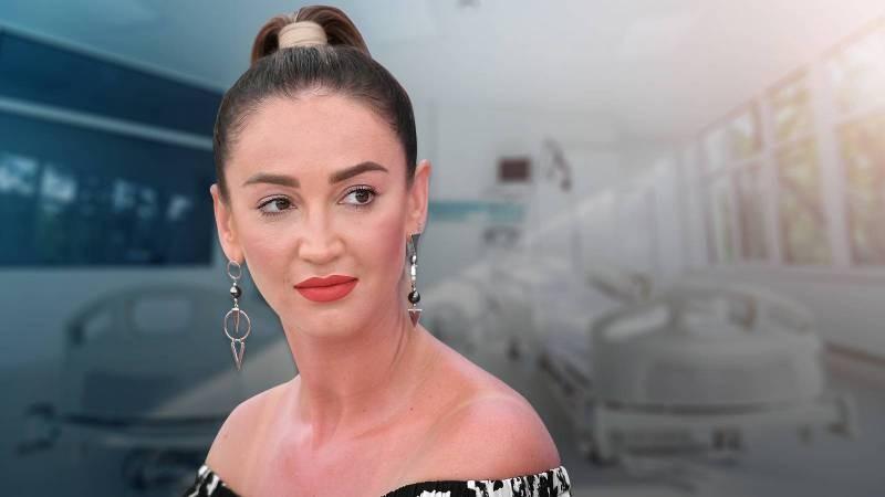 Ольга Бузова вышла на связь с поклонниками, находясь в больничной палате