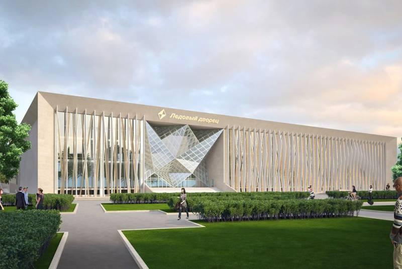 Новые спортивные комплексы откроются в 2021 году в разных городах России