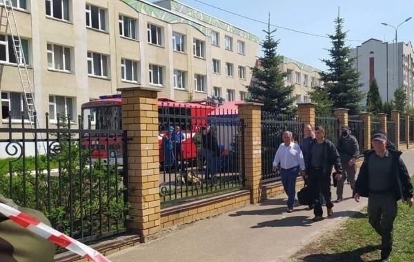 Появилась новая информация о стрельбе в школе Казани