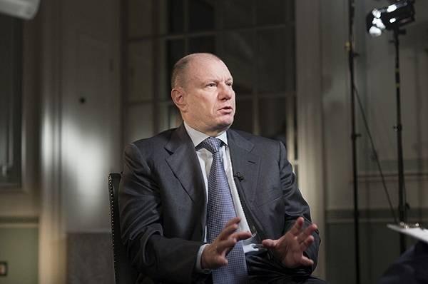 Состояние самого богатого россиянина оценивается в более чем 30 млрд долларов