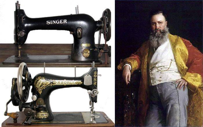 Только гений мог изобрести швейную машинку «Зингер» и успеть заработать миллионы при наличии десятков любовниц и 23-х детей