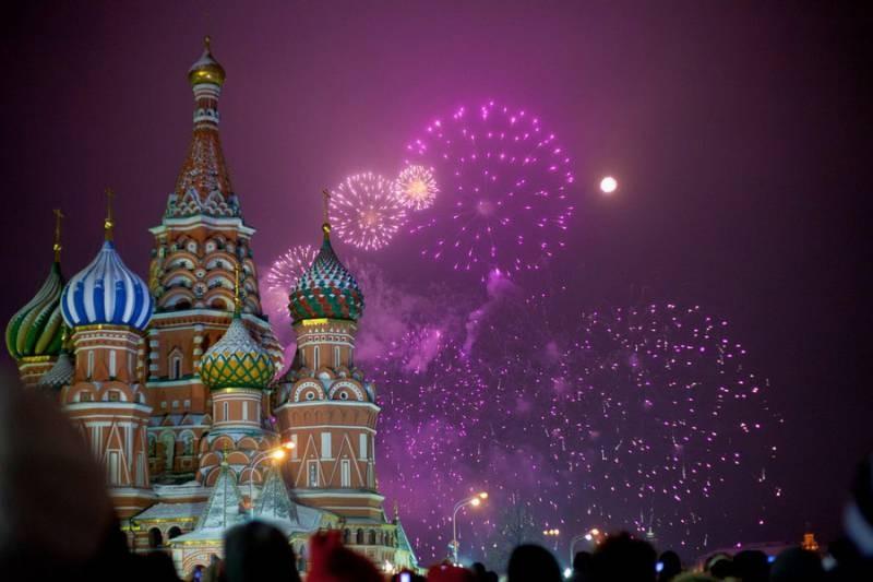 Россияне рассказали о любимом празднике