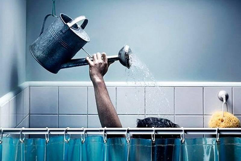 Москвичам начали планово отключать горячую воду в 2021 году