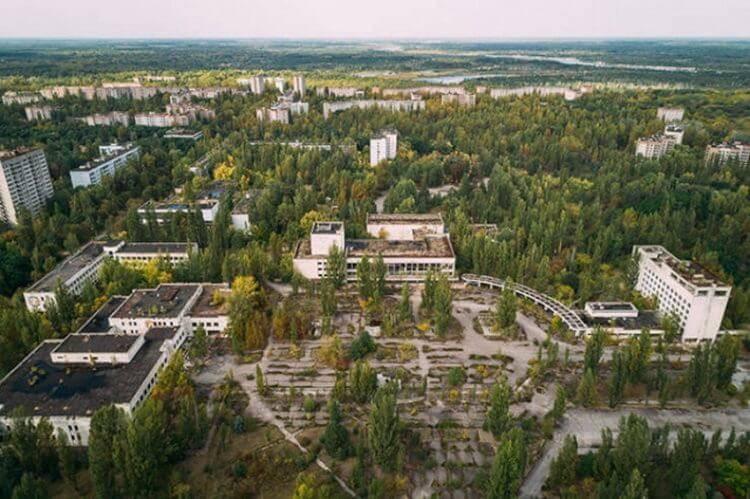 Эксперты ответили на вопросы касательно радиоактивности в Чернобыле