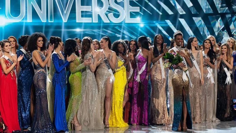 Россиянка Алина Санько не прошла в полуфинал международного конкурса Мисс Вселенная