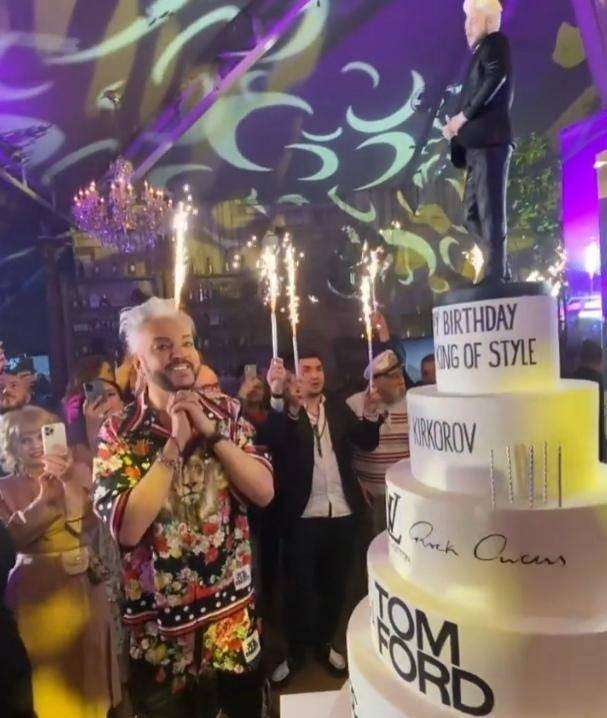 Филипп Киркоров потратил на празднование своего дня рождения больше 10 миллионов рублей