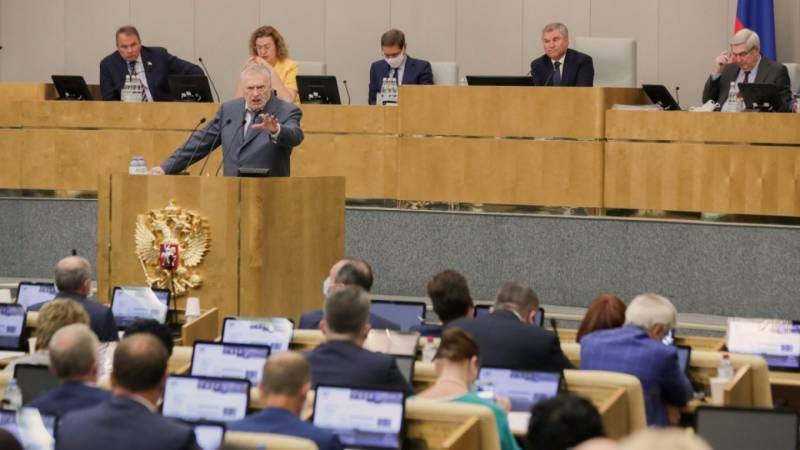 Единая Россия собирается провести праймериз перед выборами в Государственную думу в 2021 году