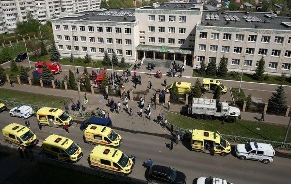 Появились новые подробности стрельбы в школе Казани