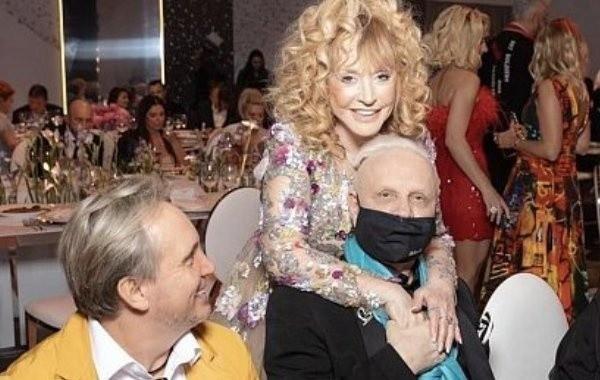 Борис Моисеев после двух инсультов стал появляться на публике