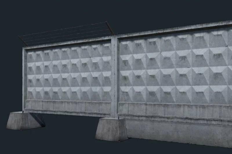 Почему в СССР был так популярен бетонный забор «с ромбиками»
