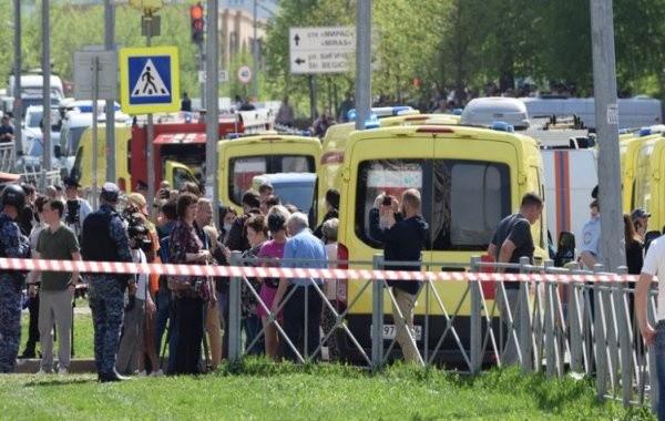 Стало известно о состоянии тяжелораненых детей при стрельбе в Казани