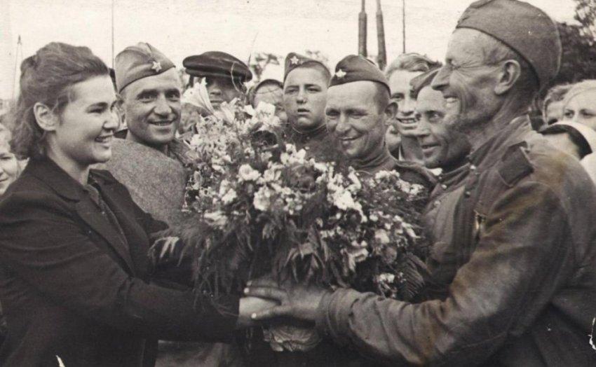 Как в СССР встречали победу в Великой Отечественной Войне