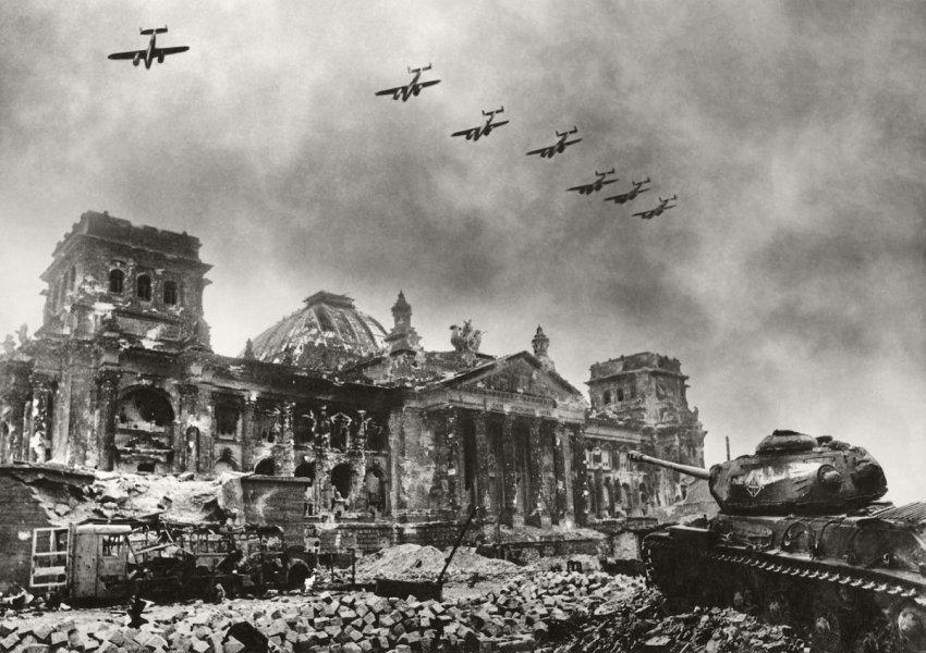 Евгений Халдей: фотограф Второй Мировой Войны