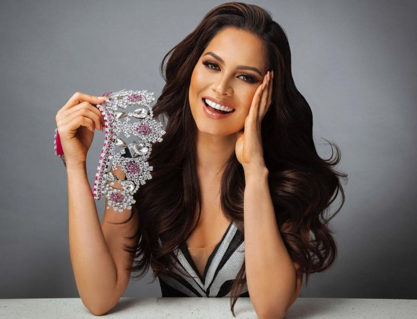 Корона «Мисс Вселенной» 2021 года перешла 26-летней представительнице Мексики