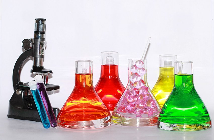 День химика в России празднуют 31 мая