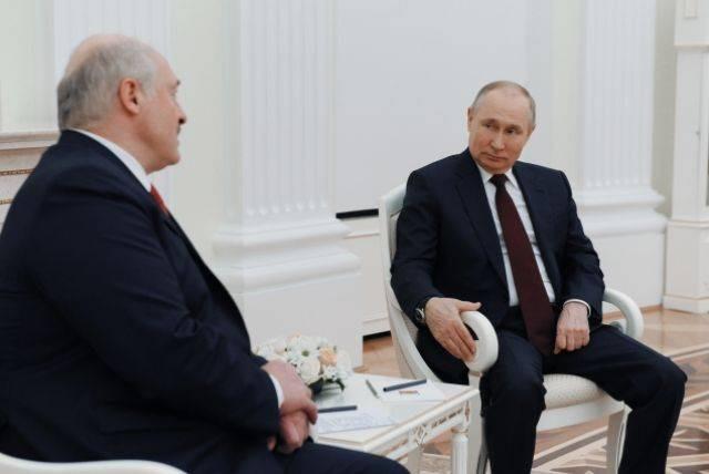 Какими были результаты переговоров в Сочи Александра Лукашенко и Владимира Путина