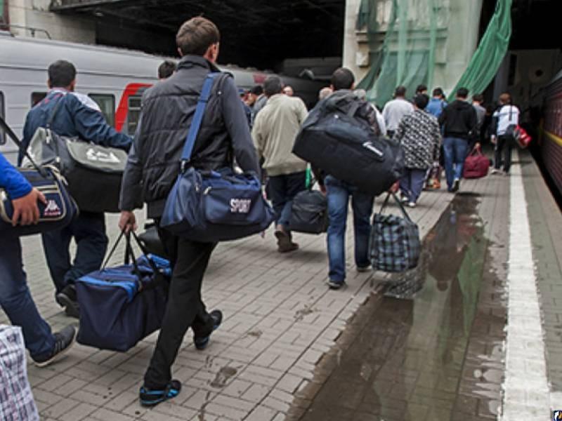 С 15 июня 2021 года изменятся сроки временного нахождения мигрантов в России