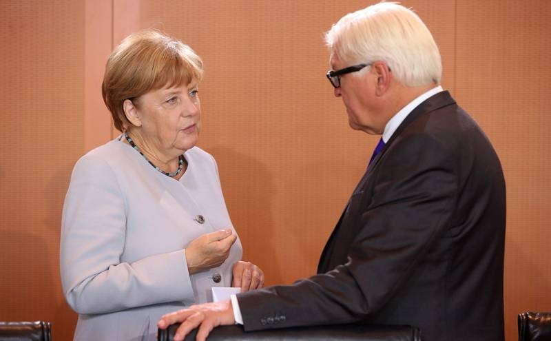 Чьи спецслужбы замешаны в слежке за госпожой Меркель