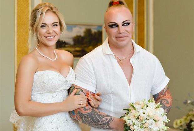 Да, мы расстаемся: Instagram-блогер Александр Шпак заявил о разводе с супругой Масей