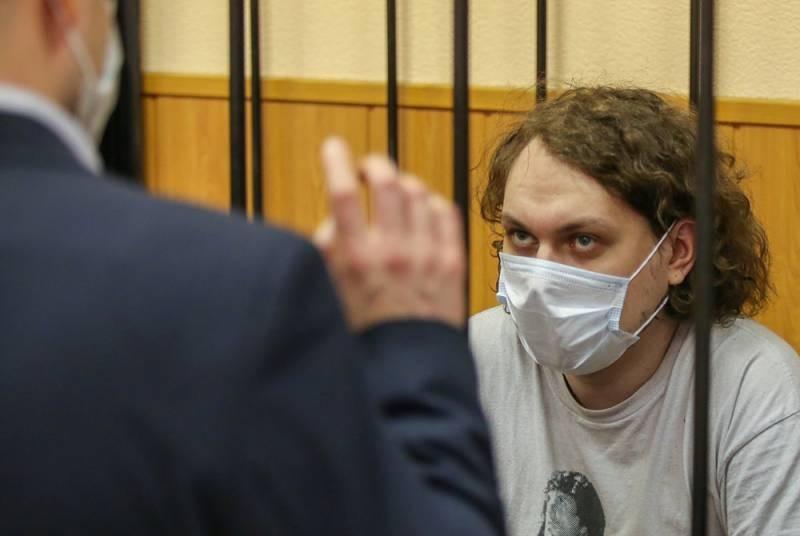 Блогера Юрия Хованского задержали в Санкт-Петербурге по обвинение в призыве к террористическим актам и преступлениям