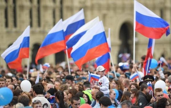Представлена программа празднования Дня России в Москве