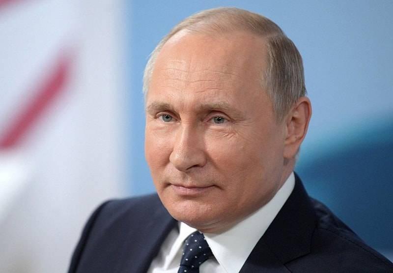 Как россияне относятся к Владимиру Путину
