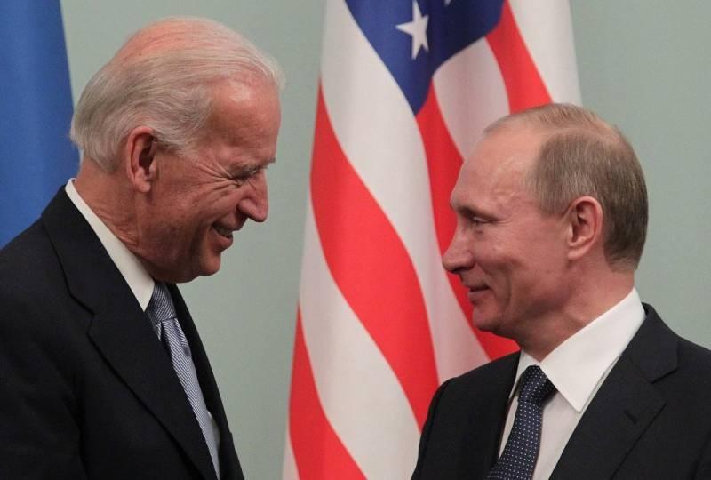 О чем будут говорить Путин и Байден в Женеве